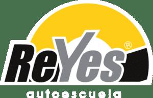 Logotipo Autoescuela Reyes Pie de página