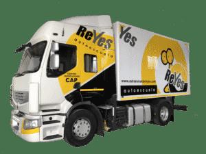 camion permiso C autoescuela reyes